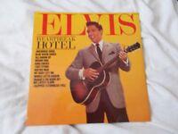 Vinyl LP Heartbreak Hotel – Elvis Presley RCA Camden CDS 1204