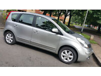 2008 nissan NOTE 1.4 ,full service history ,new clutch (BARGAIN)