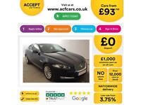 Jaguar XF Luxury FROM £93 PER WEEK!