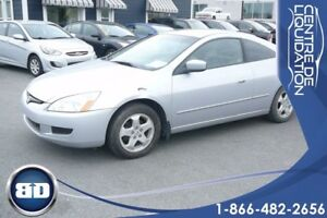 2003 Honda Accord Cpe EX   CUIR