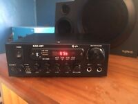 qtx KAD-2BT Digital Stereo Amplifier with Bluetooth