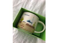 Starbucks You Are Here Vienna Coffee Mug