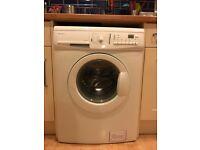 John Lewis washing machine white