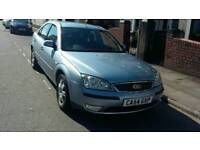 54 PLATE FORD MONDEO. 2 LITRE TDCI DIESEL. 130BHP. 6 SPEED. LOW MILEAGE