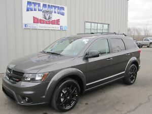 2016 Dodge Journey SXT Blacktop Ed.