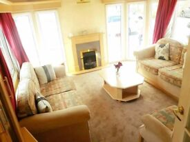 STATIC CARAVAN SALE - FREE 2017 , 18 & 19 SITE FEES - ESSEX, 2 BEDROOM DOUBLE GLAZED AND CENTRAL HEA