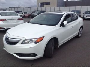 2013 Acura ILX Premium Package|LEATHER|SUNROOF