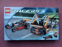 LEGO Racers Nitro Race Team (8473, 2002) Brand New Sealed in Box - very rare