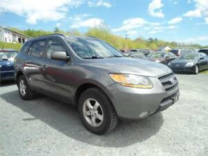 ONE OWNER! 2009  Santa Fe AWD , LOW MILEAGE !!! NEW INSPECTION