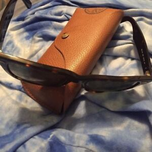 Authentic Turtoise Rayban Original Waferer Classic