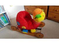 Mamas & Papas Rock and Ride Lotty Ladybird Rocking Toy