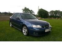 2007 SAAB 93 1.9 TID VECTOR SPORT.MOTED TO DECEMBER.POSSIBLE PART EXCHANGE.CREDIT CARD ACCEPTED