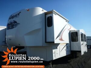 2012 Forest River silverback 31