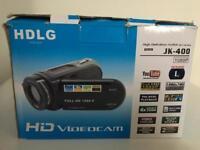 HDLG JK- 400 video camera,