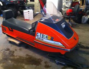 Looking for 1973 Moto-Ski  hood!!!