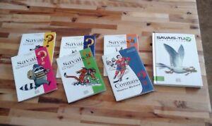 7 livres documentaires rigolos Savais-tu?
