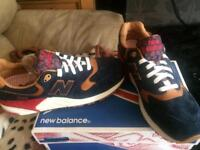New balance trainers limited edition
