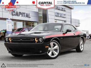 2016 Dodge Challenger R/T 5.7L HEMI Heated/Cooled Seats-Sunroof
