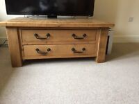 Coffee table originally from Rotherwoods - 75 pounds