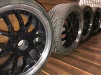 Alloy wheels Audi 20""