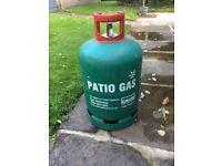 Patio Gas 13kg Bottle empty