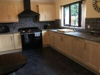 Kitchen......all but the cooker and hood!!