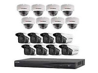 indoor/outdoor cctv camera system supplied and fitted