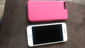 Iphone 6 16gb comme neuf + case !! Avec Rogers!!