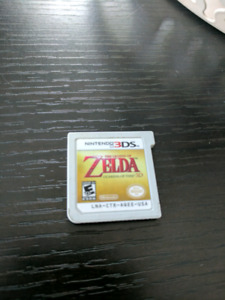Zelda Ocarina of Time for Nintendo DS