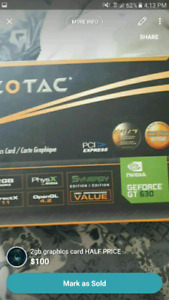 100$ graphics card for only 50$
