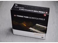 Native Instruments Traktor Scratch Pro 2 £320
