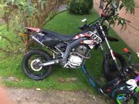 Derbi Senda 125 Ready to drive New Mot
