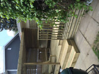 Railing,decks and garage packages!!!!!