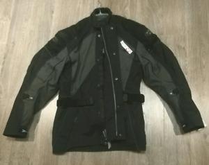 Mens Joe  Rocket Motorcycle Jacket