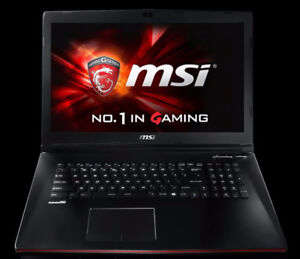 "Portable Gaming MSI Leopard Pro 17.3"" Clavier Lumineux"
