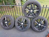 17s fr wheels