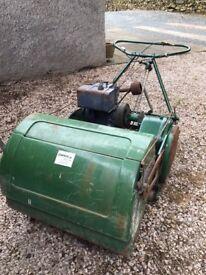 Vintage Atco Clubman Cylinder Lawn Mower