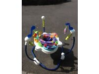 Fisher Price Jumperoo - well loved but still in good working order