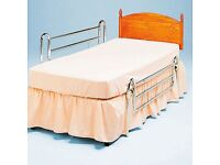 Brand new, fully adjustable bed rails