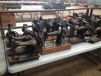 Sewing machines x14