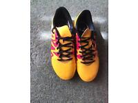 Boys size 2 football/rugby boots