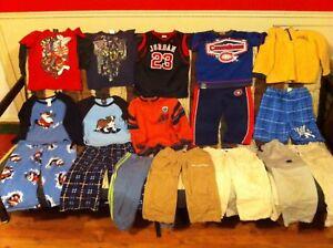 Gros lot vêtements enfant