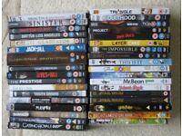 DVD's - Harry Potter, Hobbit, Star Wars, Platoon, Gladiator, Michael Jackson +