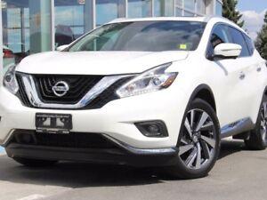 2015 Nissan Murano Platinum 4dr All-wheel Drive