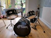 Tiger drum set- child