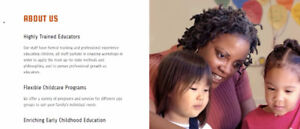 Licensed Child Care   www.babiesnblocks.com