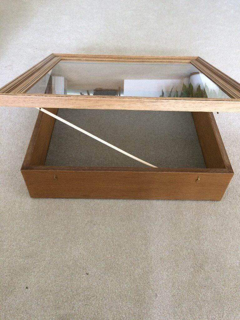 Table top display case - Table Top Display Cabinet As New Ideal For An Antiques Dealer Looking To Display