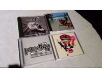 The Prodigy CD collection