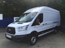 2014 Ford Transit 2.2TDCi T350 125ps LWB High Roof Diesel Van
