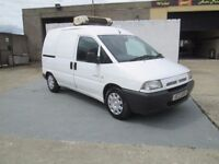 2003 Citroen dispatch 2LT freezer van book full of citroen history first here with £850 no vat